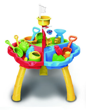 Sand Pit Water Table