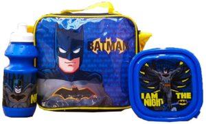 Batman Packed Lunch Set