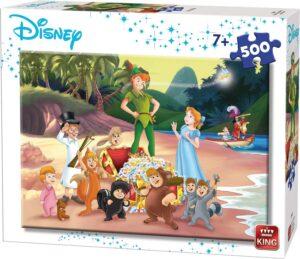 500 Piece Peter Pan Jigsaw Puzzle