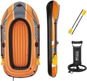 Three Man Inflatable Boat