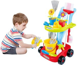 Toy Gardening Set