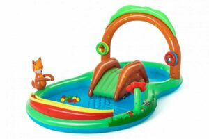 Inflatable Forest Paddling Pool