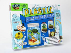 Plastic Is bad For Our Planet Learning Set