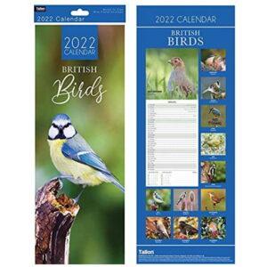 Birds Hanging Calendar