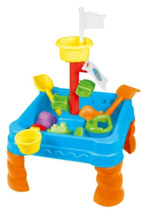 Blue water table