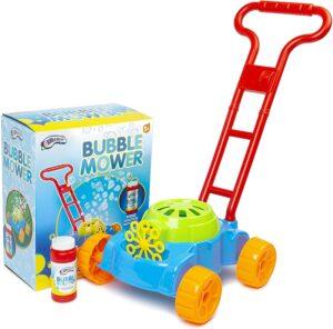 Bubble Lawn Mower machine