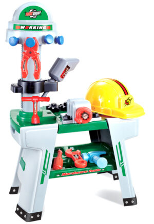 Builders bench toy