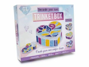 decorate your own trinket box