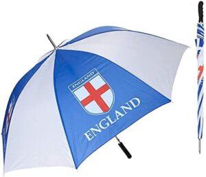 England umbrella (blue)