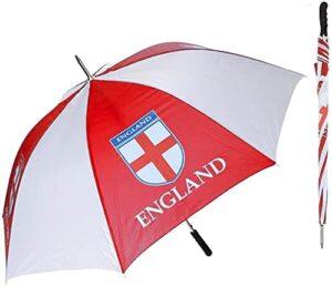 England umbrella (red)