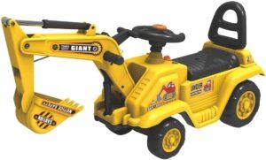 Excavator Ride On Toy