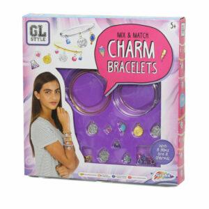 mix and match charm bracelets