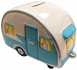 Caravan Money Box