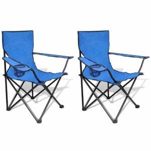 Blue Captains Chair