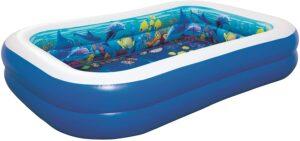 3D Undersea Paddling Pool