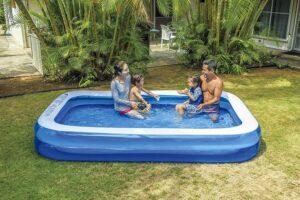 Jumbo Inflatable Swimming Pool