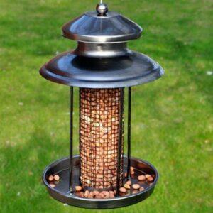 Deluxe Lantern Bird Nut Feeder