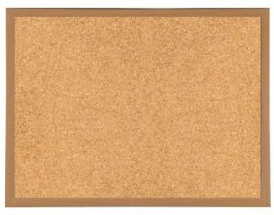 1200mm x 900mm Wood Frame Cork Board