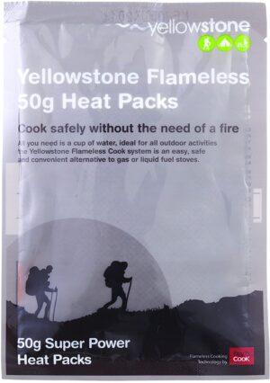 Flameless Cooking/Heat Packs