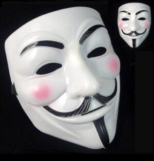 Vendetta Face Mask