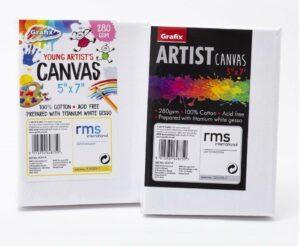Blank Art Canvas