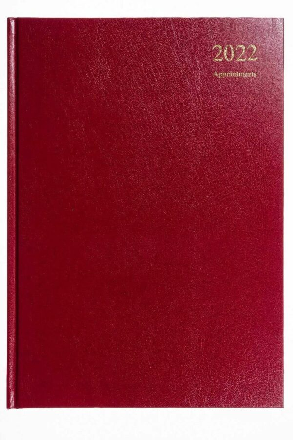 A5 Day Per Page Diary