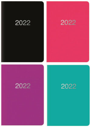 Letts A5 Dazzle Diary 2022