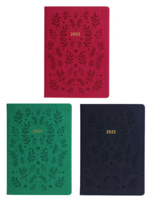 Letts A5 Woodland Diary