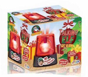 Talking Elf Gift Alarm