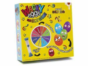 Wacky Egg Hunt Game
