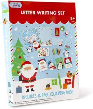 Chrstmas Leter Writing Set