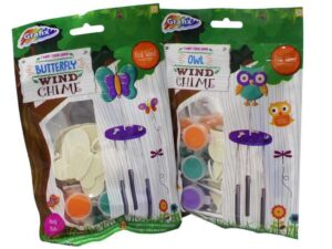 Paint Your Own Wind Chimes