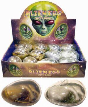 Alien Egg & Space Slime