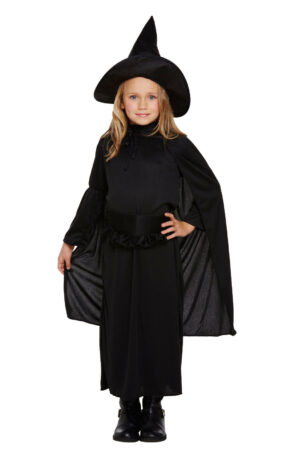 Child Witch Fancy Dress Costume
