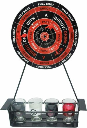 Darts Party Drinking Game
