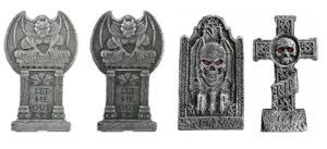 Halloween Graveyard Party Decorations