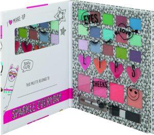 Chit Chat Colour Book Makeup Palette