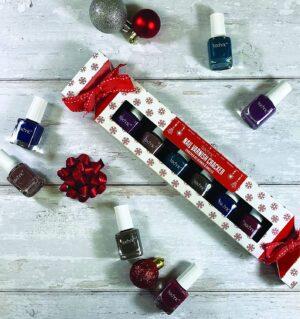 Nail Paint Christmas Cracker