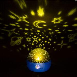 Space Night Light Projector