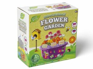 Grow & Decorate Your Own Flower Garden