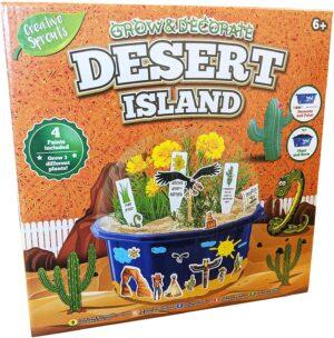 Grow Your Own desert Island Set