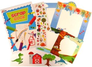 Children's Scrapbook Kit