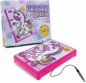 Unicorn Operation Game