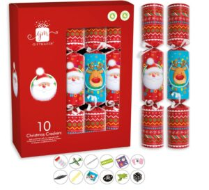 Eco-Friendly Christmas Crackers