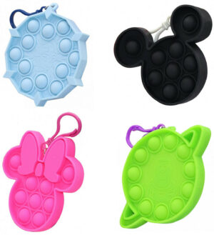 Disney Fidget Pop Toy