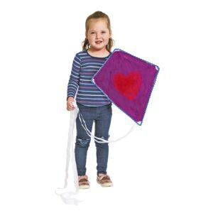 Colour Your Own Kite