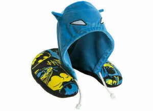 Batman Travel Pillow & Hoodie