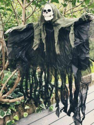 Hanging Reaper Halloween Decoration